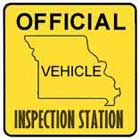 MO Truck Inspection center logo